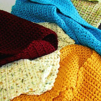 Knitted bits